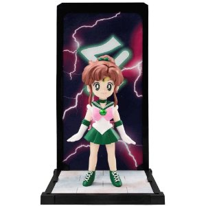 Action Figure Bandai Sailor Moon Tamashii Buddies Sailor Jupiter