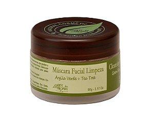 Máscara de Argila Verde Arte dos Aromas - Pele Oleosa - 90g