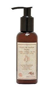 Loção de Limpeza Facial / Demaquilante Orgânico Ecocert Arte dos Aromas 110ml