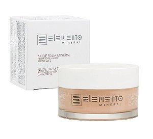 Hidratante Facial Mineral Nude Balm Efeito Matte Elemento Mineral