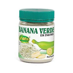 Farinha de Banana Verde Unilife 130g