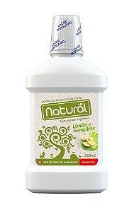 Enxaguante Bucal Natural Orgânico Sem Flúor Contente Suavetex 250ml