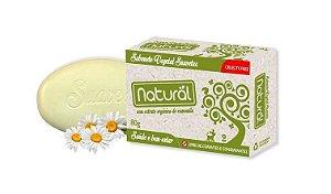Sabonete Natural Orgânico com Camomila Contente 80g