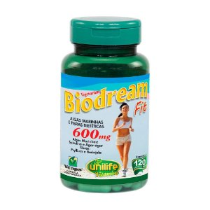 Biodream Fit Emagrecedor Vegano Unilife