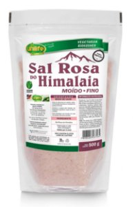 Sal Rosa do Himalaia Moido Fino Unilife
