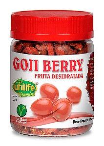 Goji Berry Fruta Desidratada Unilife