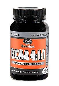 BCAA Unilife 180 Cápsulas