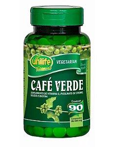 Café Verde Unilife - 90 comprimidos