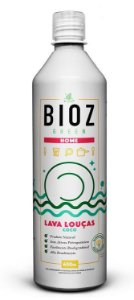 Detergente Lava Louças Natural BIOZ Green - Coco - 600ml