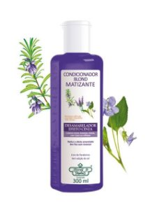 Condicionador Blond Matizante Flores & Vegetais 300ml