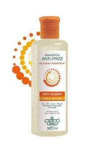 Shampoo Anti Frizz Sol, Mar Piscina Flores & Vegetais 300ml