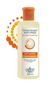 Condicionador Anti-Frizz Sol, Mar, Piscina Flores & Vegetais 300ml
