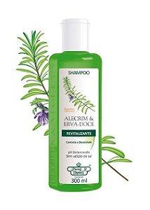 Shampoo Alecrim e Erva-Doce Flores & Vegetais 300ml