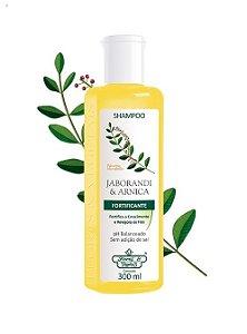 Shampoo Jaborandi e Arnica Flores & Vegetais 300ml