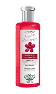 Shampoo Flores & Vegetais Cachos Poderosos 300ml