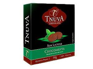 Chocomenta - Moedas de Chocolate Vegano Sabor Menta Tnuva 50g