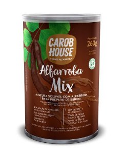Alfarroba Mix Carob House 260g