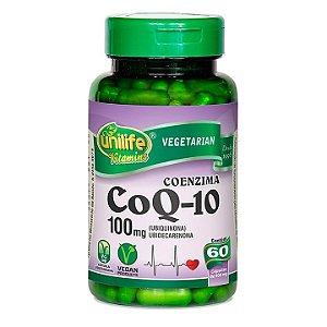 Coenzima CoQ-10 Unilife - 60 Cápsulas