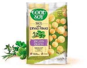 Salgadinho de Soja Snack Good Soy Ervas Finas 25g