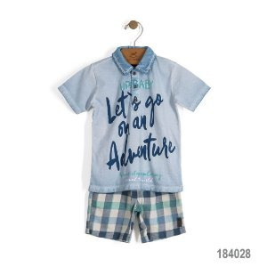 Conjunto Adventure Up Baby