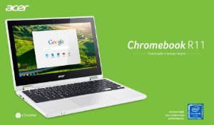 VEdu Chromebook R11 Acer CB5-132T-C9F1