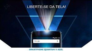 VEdu SMARTPHONE QUANTUM V AZUL
