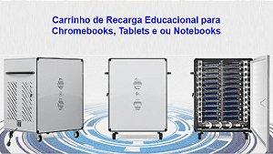 VEdu Carrinho Recarga Educacional Chromebooks 24E16P