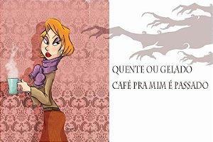 Poster Café Passado
