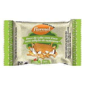 Doce De Leite Com Coco Flormel Zero Açúcar 20g