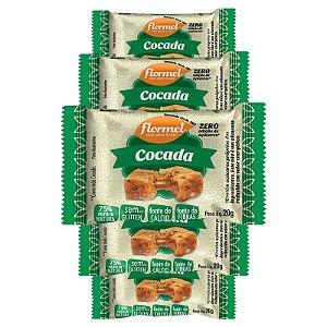 Kit 5 Cocada Flormel 20g