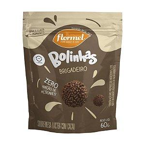 Bolinhas Flormel Zero Lactose 60g