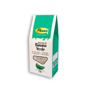 Farinha Banana Verde Pazze 150 gramas