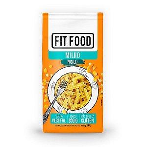 Macarrão Fusilli Fit Food Milho 200 gramas