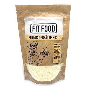 Farinha Grão de Bico Fit Food 200 gramas