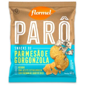 Biscoito de Polvilho Parô Flormel 40G