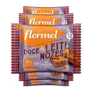 Kit 5 Doce de Leite com Nozes Zero Açúcar Flormel