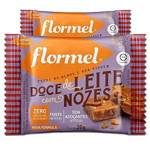 Kit 2 Doce de Leite com Nozes Zero Açúcar Flormel