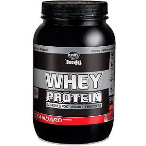 Whey Protein Standart 900g Morango Unilife