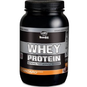 Whey Protein Standart 900g Chocolate Unilife