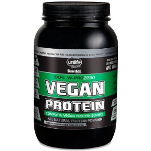 Vegan Protein 900g Proteína vegetal Unilife Chocolate