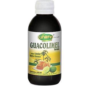 Guacolimel Xarope Vitaminico 200ml Unilife