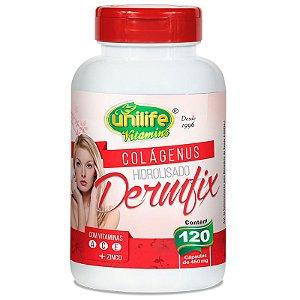 Colágeno Hidrolisado Dermix 120 cápsulas Unilife