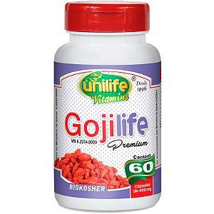 Goji Berry Goji Life 60 cápsulas Unilife
