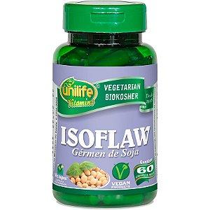Isoflavona Germen de Soja 60 Cápsulas Unilife
