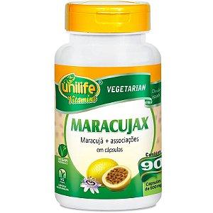 Maracujax Maracujá 90 cápsulas Unilife