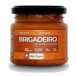 Brigadeiro de Amendoim 130g Benni Alimentos