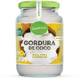 Gordura de Coco Pote 400g Qualicôco