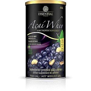 Açai Whey Protein Essential Nutrition 420g