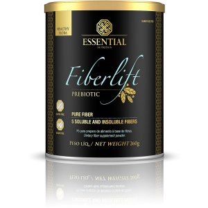 FiberLift Fibras Soluveis e Insoluveis Essential Nutrition 260g