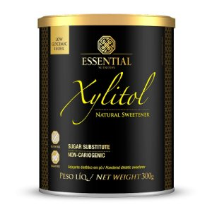 Xylitol Adoçante Natural Essential Nutrition 300g